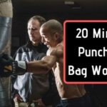 20 Minute Punching Bag Workout