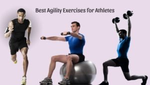 Agility Fitness training for sports | 6 exercise to improve agility