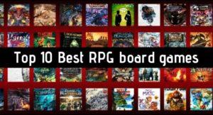 Top 10 Best RPG board games of 2021 – Reviews + Guide