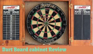 Best Dart Board Cabinet 2020- Reviews & Editor pick [Buying Guide]