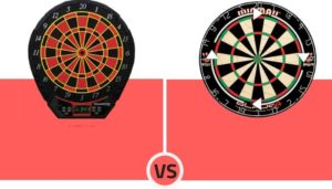 Electronic vs Bristle Dartboard : which on should you buy?