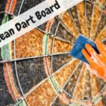 How to Clean a DartBoard | Tips & Tricks