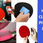 How to Clean a Ping Pong Paddle | Proper Care of your Racket