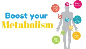 How to boost your metabolism with exercise