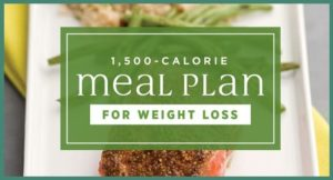 Eating Well: A 7-Day Meal Plan For Weight Loss