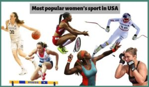 9 most popular women's sport in USA