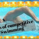 The most important competitive swimming rules