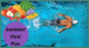 Meal Plan for Swimmers | What should a swimmer eat or drink