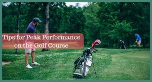 Dr. Mac Powell's Top 10 Tips for Peak Performance on the Golf Course