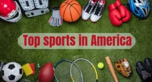 Most Popular top sports in usa 2020