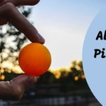 What are ping pong balls made of?