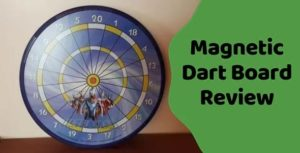 best magnetic dart board