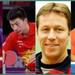 The top 10 Greatest Male Ping pong player Ever