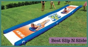 Best Slip N Slides