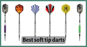 The best soft tip darts 2020 [Buying Guide+Review]