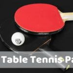 Best Table Tennis Paddle