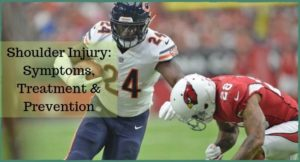 Football Shoulder Injuries | Causes, symptoms, treatments & Diagnosis