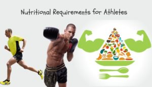Nutritional Requirements for Athletes | Carbohydrate consumption performance