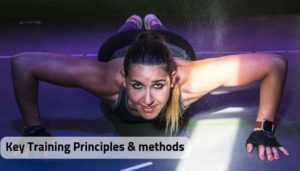 8 key Training Principles and Methods for sports