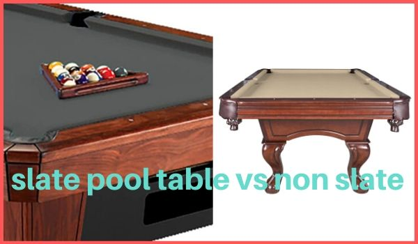 Differences Between Slate Pool Table Vs Non Briefly - Is A Slate Pool Table Better
